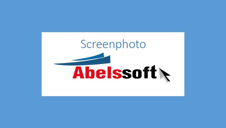 Miễn phí phần mềm chụp màn hình Abelssoft Screenphoto 2021