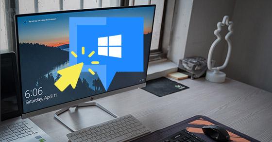 Cách bật hoặc tắt Action Center trên máy tính Windows 10