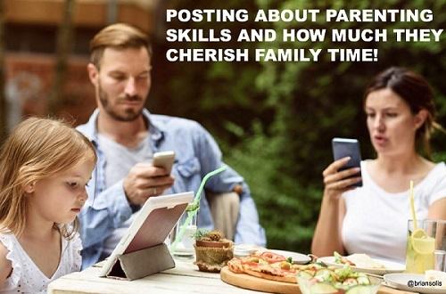 cha mẹ là tấm gương của con cái