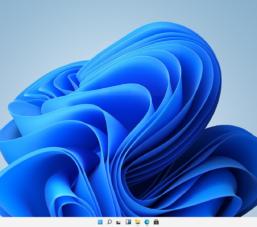 màn hình chính windows 11