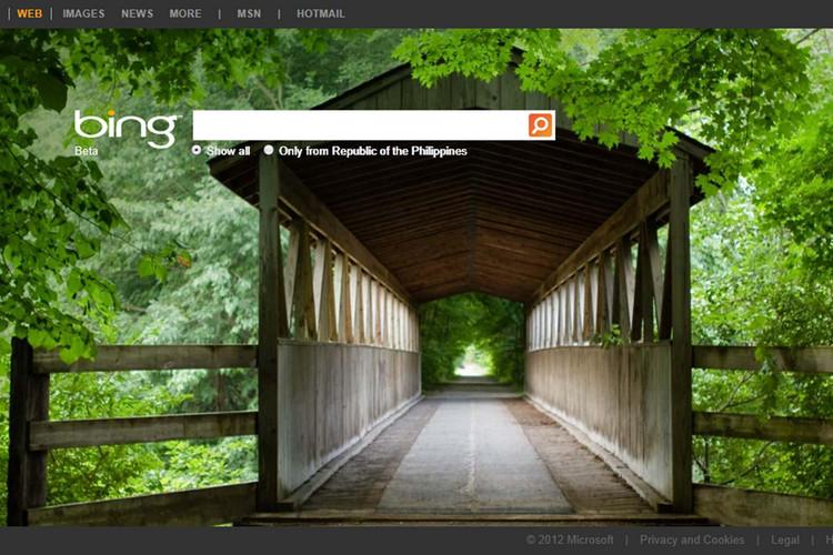 Cách cài đặt hình nền Bing làm ảnh nền máy tính hàng ngày